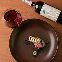 「誂える」イタリア料理