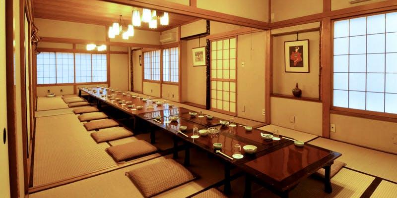記念日におすすめのレストラン・三田 山田屋の写真1