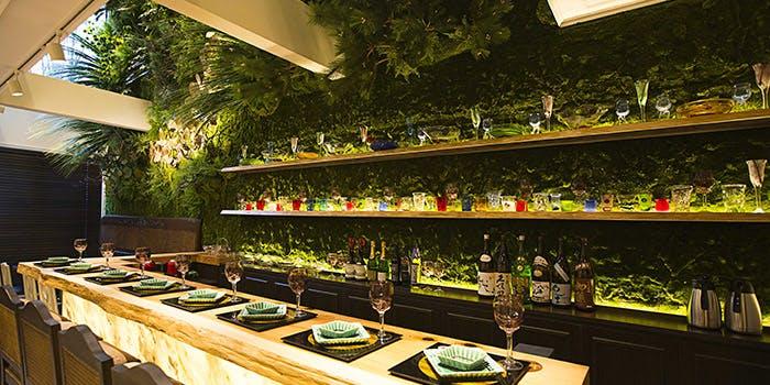 記念日におすすめのレストラン・鰻はなぶさ 渋谷本店の写真1