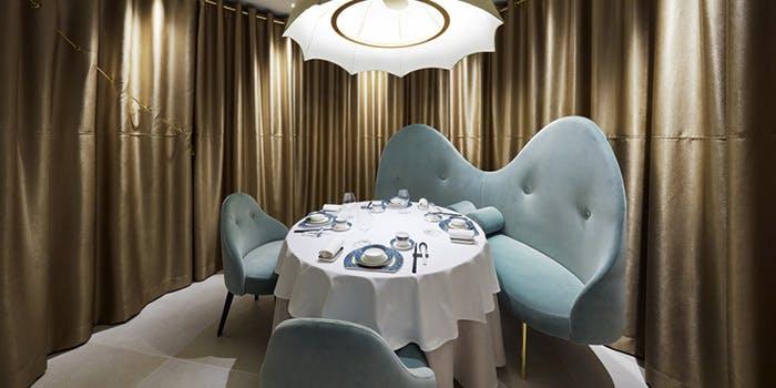 記念日におすすめのレストラン・レイ家菜 銀座の写真1