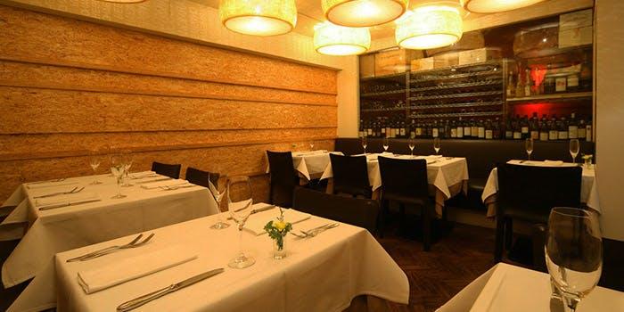 記念日におすすめのレストラン・バッチョーネの写真1