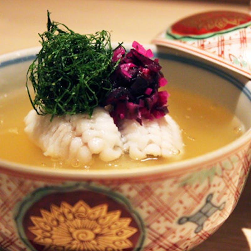 """【おまかせコース】その日仕入れた食材を使用した彩り豊かなお料理を堪能!""""京の味""""を心行くまで!"""