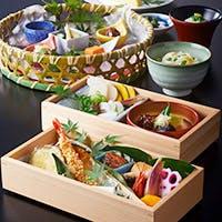 二十四節気を基に、旬を愉しむ日本料理