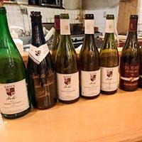 和食にはワインが合うと認識させる名店