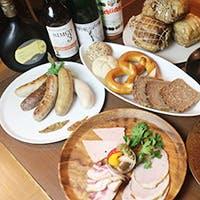 伝統的なドイツ郷土料理と最新ドイツ料理が楽しめるレストラン