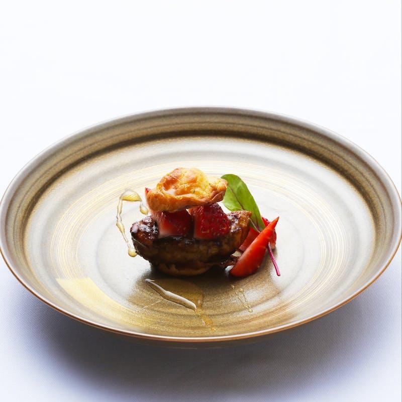 【スタンダードディナーコース】名物ラヴィオリを含むイタリアンフルコース+食前酒