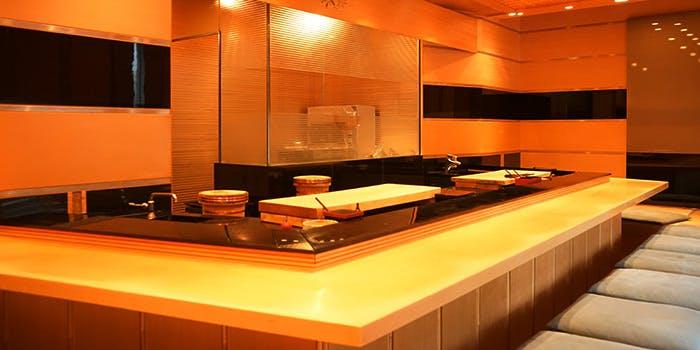記念日におすすめのレストラン・銀座 久兵衛 京王プラザホテル店/京王プラザホテルの写真1