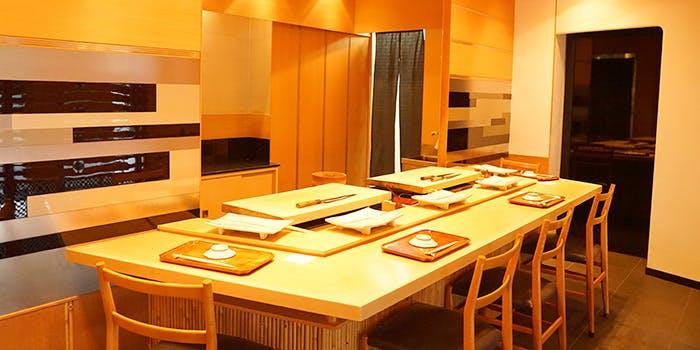 記念日におすすめのレストラン・銀座 久兵衛 京王プラザホテル店/京王プラザホテルの写真2