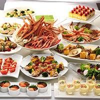 和洋約50種類のお料理をご用意!