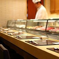 高級江戸前寿司の神髄を白木のカウンターで