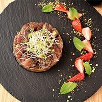 自然栽培の厳選された食材で、旨みたぷりなイタリアン!