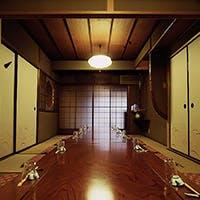 艶やかな情緒漂う祇園の割烹料理店