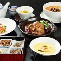 中国料理の技や考え方を礎に、日本の四季や美的センスを