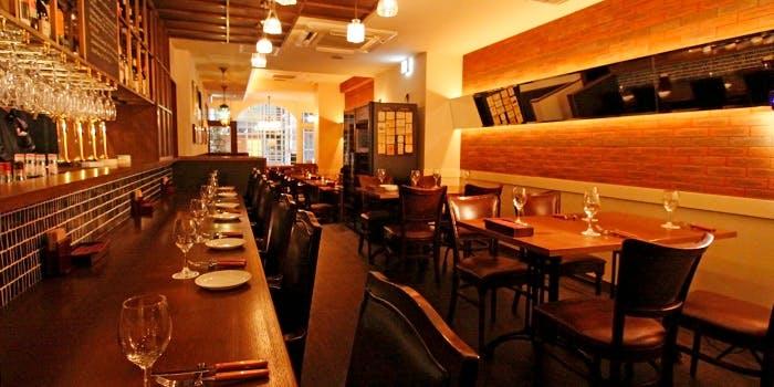 記念日におすすめのレストラン・Bistro Wine Cafe Le Coq Rotiの写真1