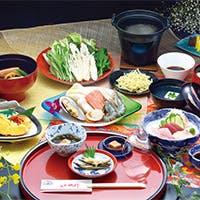 沖縄の伝統料理を、目でも楽しめる四つ竹