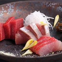 鮮度が良い、旬の食材で毎回違った味を提供