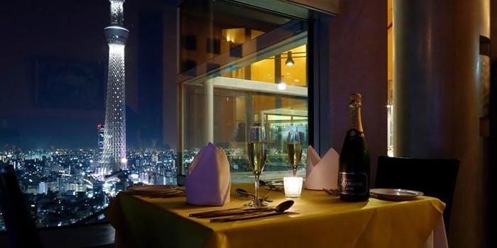 記念日におすすめのレストラン・ラ・ラナリータ 吾妻橋店の写真1
