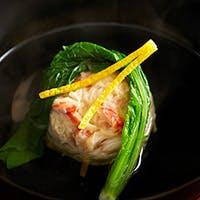 旬を取り入れた日本料理 伝統を大事にしながらも、工夫を凝らした多彩なメニュー