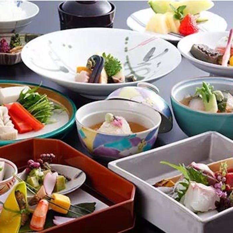 【おまかせコース:竹 】前菜3種、造り3種、小鍋、焼物など全7品