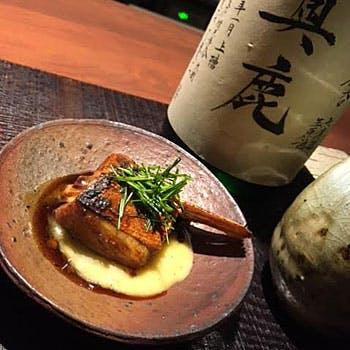 日本酒好きのための和食料理店