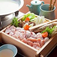 こだわりの鍋料理や鶏料理