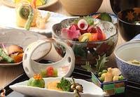 天ぷら・しゃぶしゃぶ・会席 中津川/レンブラントホテル東京町田