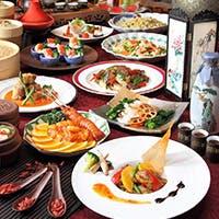 旬菜を活かした美食に集う上質時間。季節の移り変わりを楽しめるコースをご用意