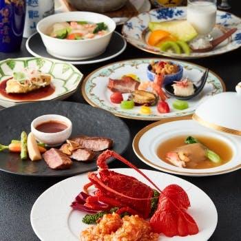 伝統の技とジャンルの枠を超えた技法を駆使した進化系中国料理