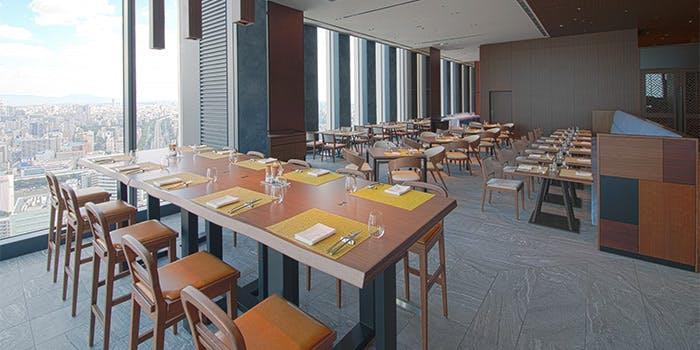 記念日におすすめのレストラン・Sky Dining 天空の写真1
