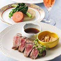 豊田発のブランド牛「ゆたか牛」のステーキがランチに初登場