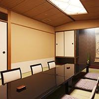 日本の情緒漂う上質な個室