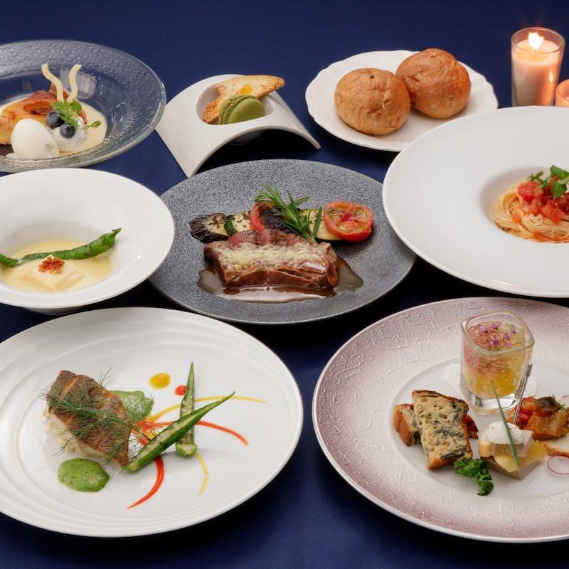 【ミシガンナイト】船上で過ごす優雅なひととき…ディナーコース料理(6000円)&びわ湖90分クルーズ