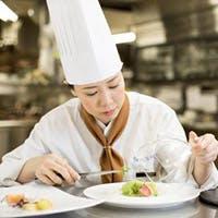 プリンスホテル料理コンクールの洋食部門で女性として初めて優勝したシェフ野口紗和子