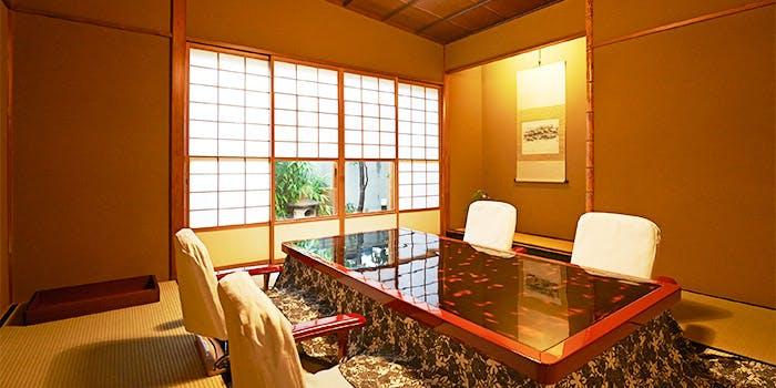 記念日におすすめのレストラン・紀尾井町 福田家の写真1