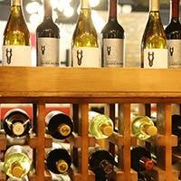 ワインセラーから自由に選べるワイン