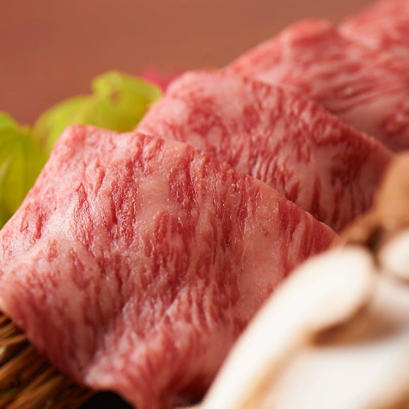 【能登牛炭火焼コース】お肉料理が選べる全6~7品(個室選択可)