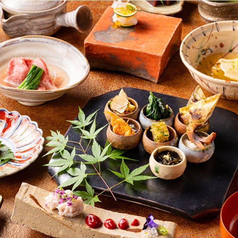 【いまここコース】旬の味覚と選べる土鍋ご飯全8品(個室選択可)