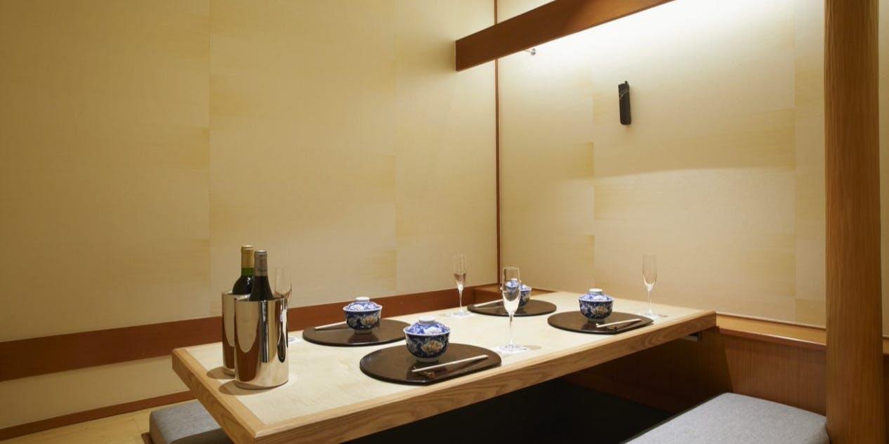 記念日におすすめのレストラン・北大路 日本橋茶寮 神田駅店の写真2