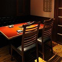 京都町屋の雰囲気漂う大人空間で味わう極上焼肉