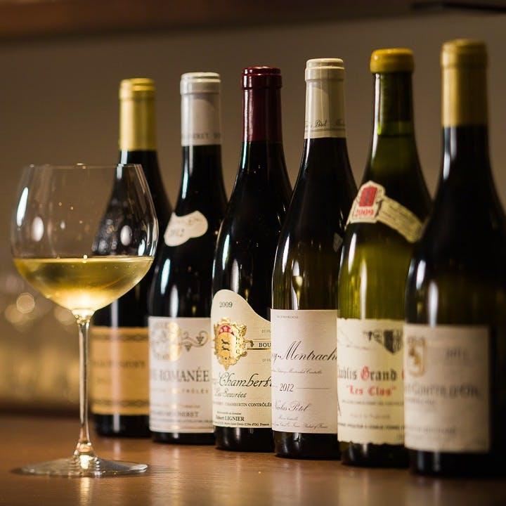 比類なきワインセレクション