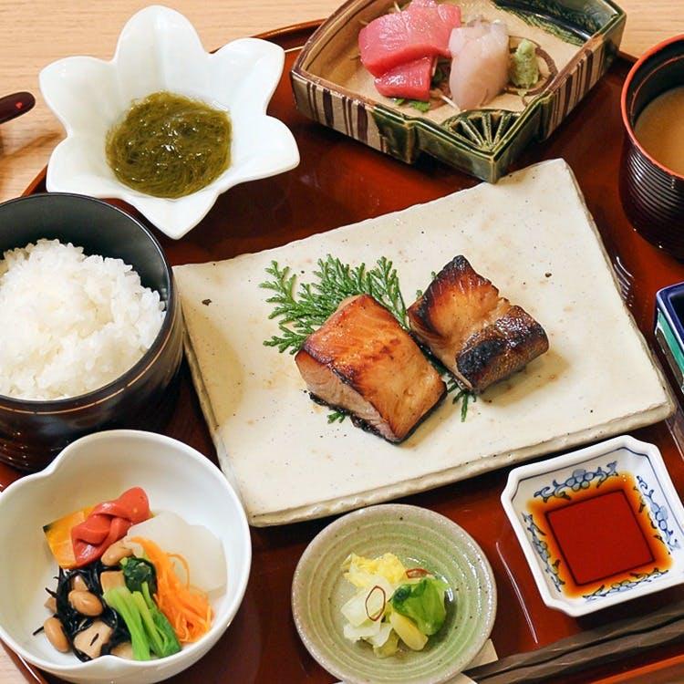 「竜むら」ならではの日本料理