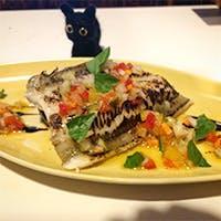 一品一品丁寧につくりあげた本格的なイタリア料理