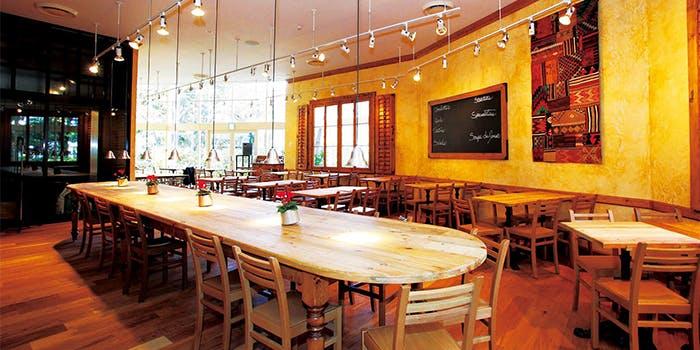 記念日におすすめのレストラン・ル・パン・コティディアン 芝公園店の写真1