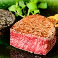 世界初 ひすい焼きステーキ