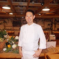 Chef 加藤 幸一(Kouichi Katou)