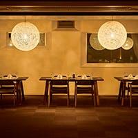 クロスホテル札幌のメインダイニングとなるレストラン「アッシュ」