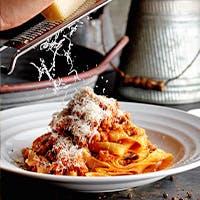 イタリア人シェフの作る自家製生パスタは必食