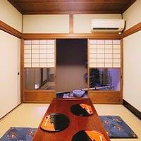 優美な完全個室ゆっくりとお過ごしくださいませ。
