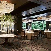 緑溢れる閑静な街、白金台のシェラトン都ホテル東京で自慢のお料理の数々をご堪能