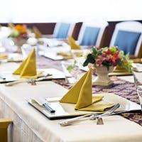 お仲間とのお食事から大切なご会合まで、シーンに合わせたプランをご提供